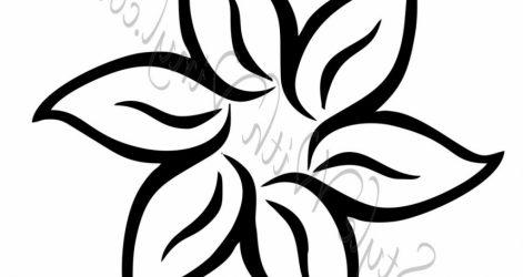 471x250 Drawing Designs Patterns Cool On Paper Simple Easy Step Flower