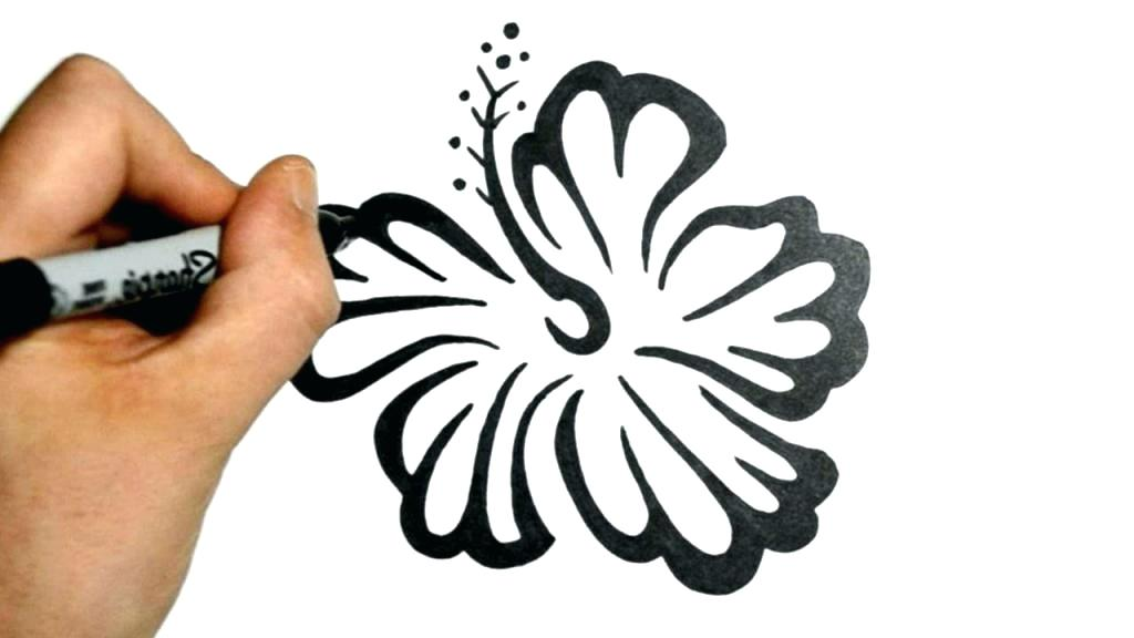 1024x576 Flower Designs To Draw Decoration Cool Flower Drawings Drawing