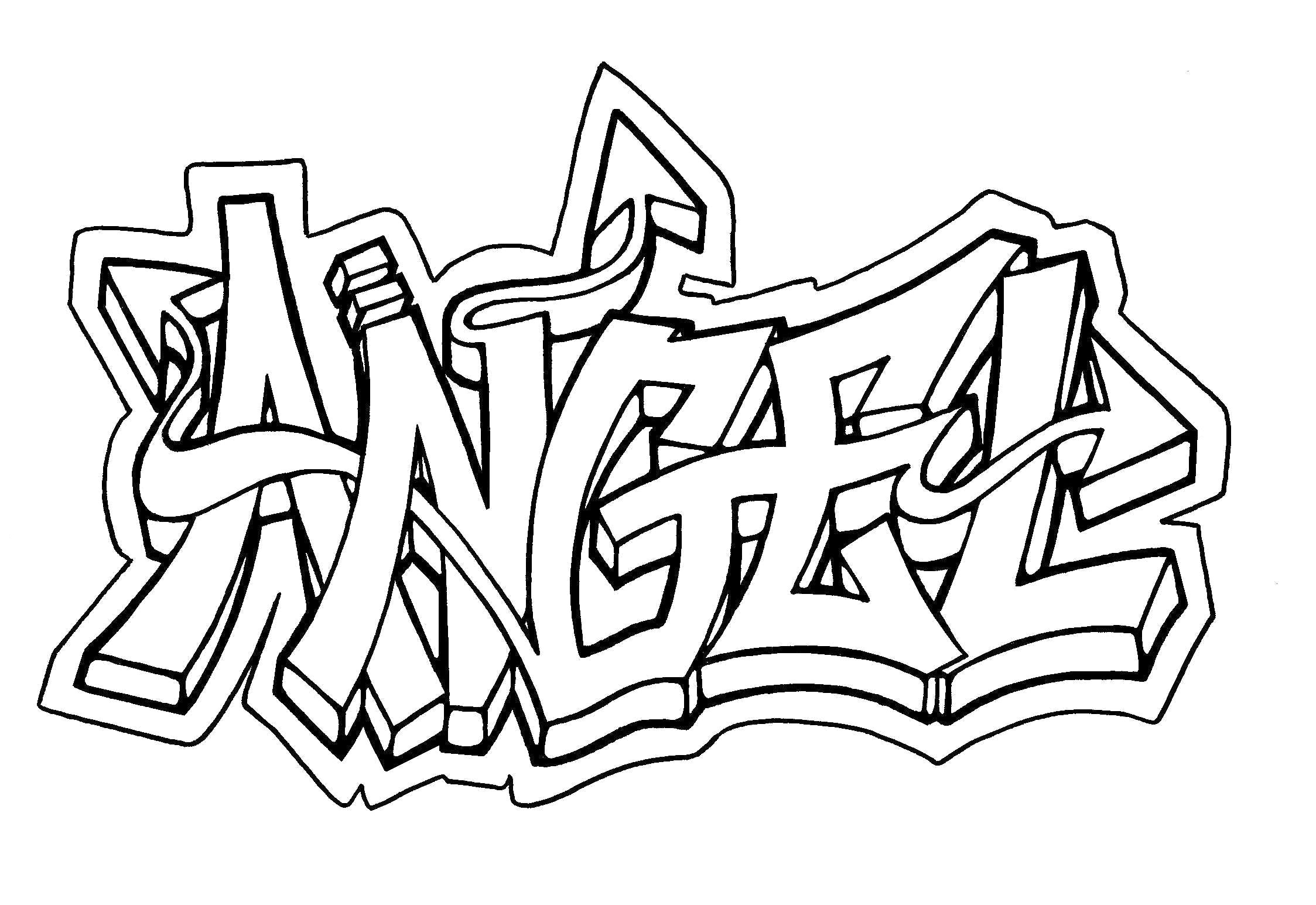2247x1545 Cool Drawings Of Names Graffiti Art Collection
