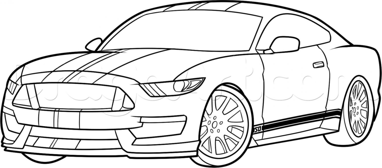 Cool Car Drawings Free Download On Clipartmag