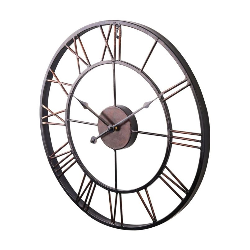 805x805 wall decor large grey kitchen clock cool wall clocks inch wall