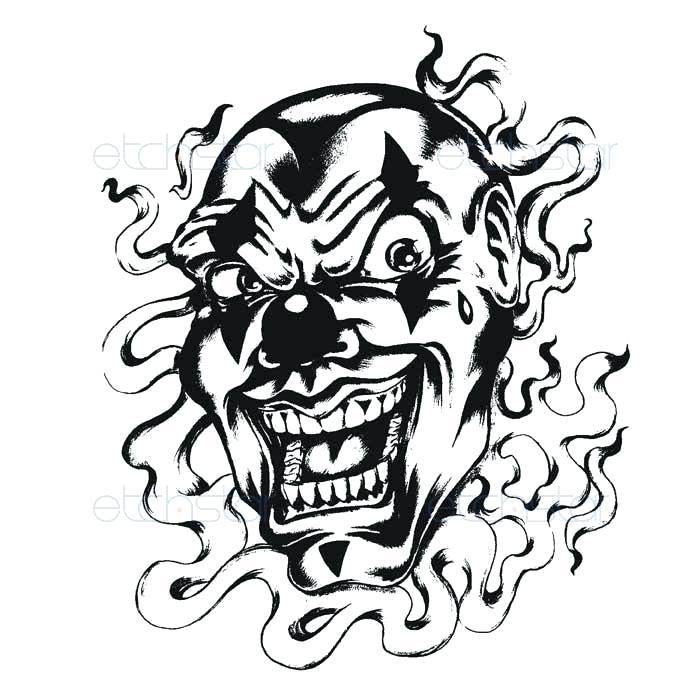 Cool Clown Drawings Free Download Best Cool Clown Drawings On