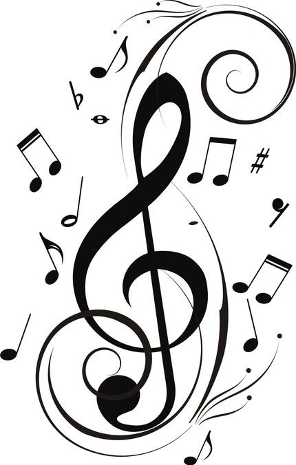 430x676 Cool Music Notes Designs To Draw Cool Music Notes Designs