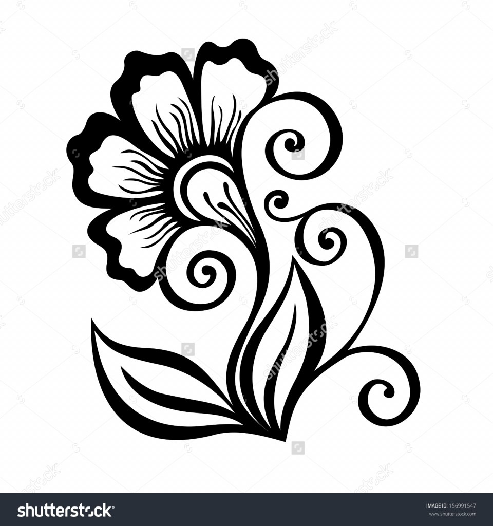 960x1024 Cool Flower Designs