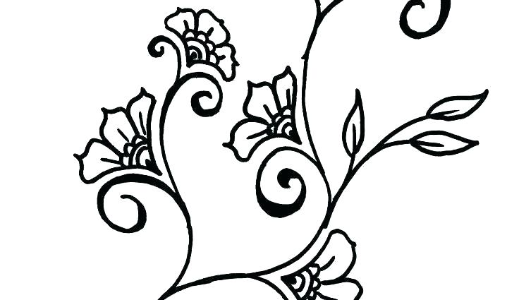 736x425 Flower Designs To Draw Cool To Draw Easy Cool Drawing Designs How