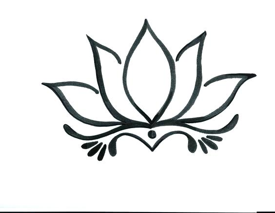 564x437 Flower Designs To Draw Drawing Design Ideas Cool Designs To Draw
