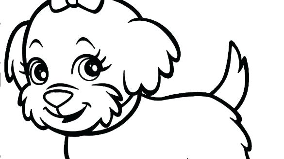 585x329 shaggy dog coloring pages gorgeous design ideas colour in pictures