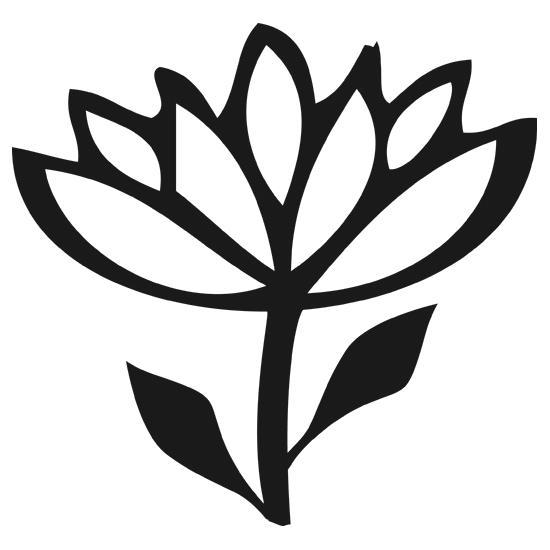 550x550 Cool Flower Designs Design Stamp Jumbo Flower With Stem Flower