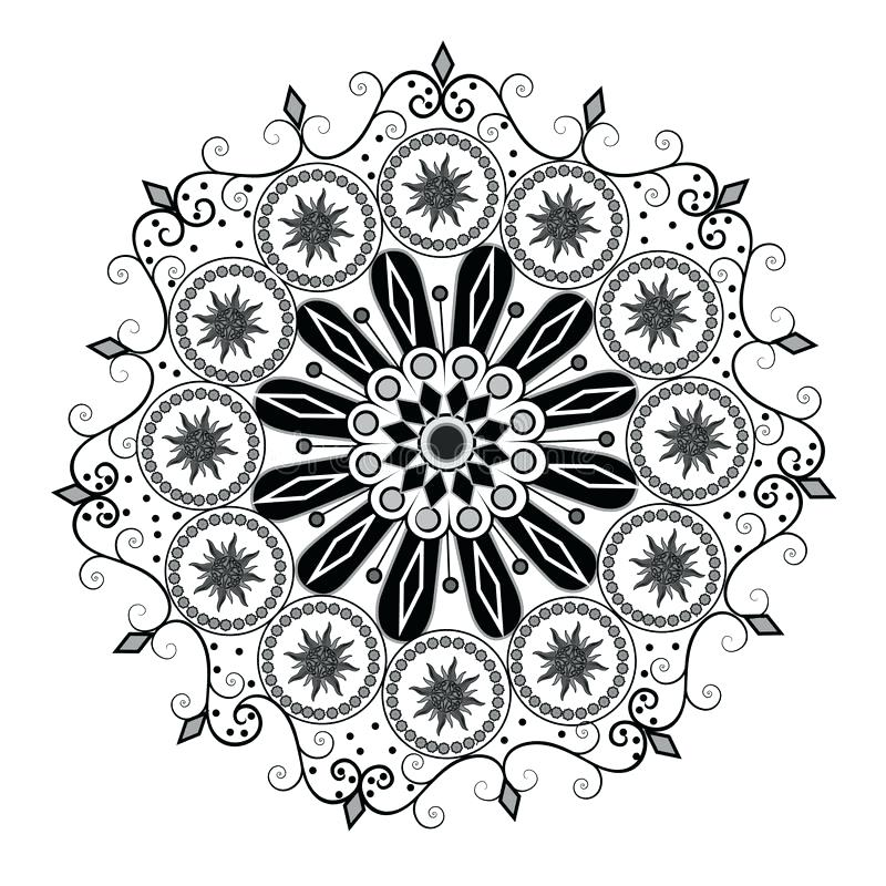 800x800 Black White Design Border Cool Designs And Drawings Patterns
