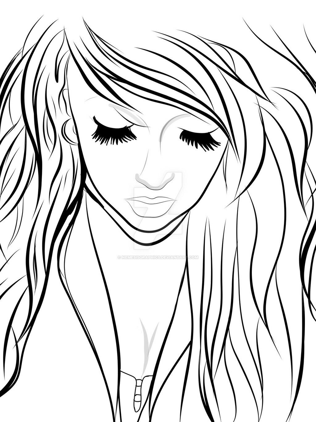 1024x1365 Line Art Hipster Drawings, Pencil