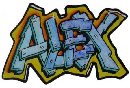 450x305 Graffiti Name Art Ideas