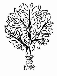 236x315 Markus Family Tree Tatoo Ideas Name Tattoos, Family Tattoos