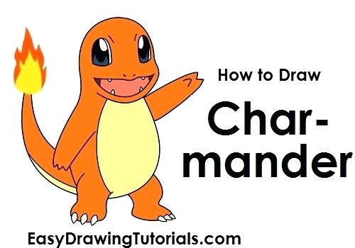 500x350 Pokemon Easy Drawings How To Draw Step Pokemon Drawings Easy