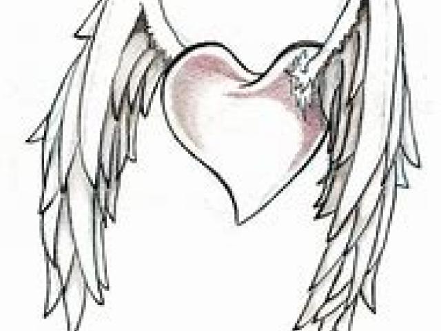 640x480 Cool Heart Drawings