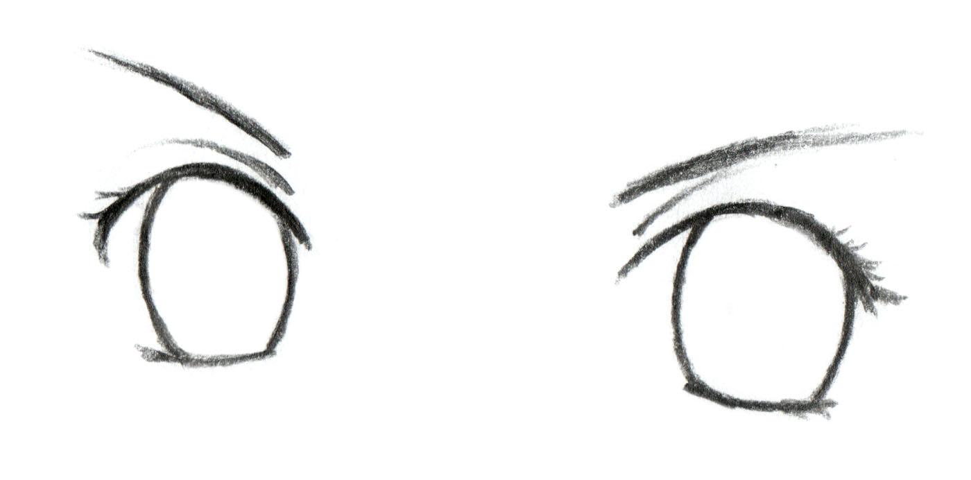 1400x692 Johnnybro's How To Draw Manga Drawing Manga Eyes