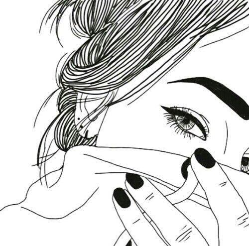 500x494 Tumblr Drawing Tumblr