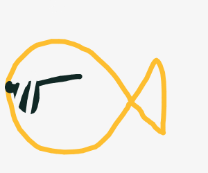 300x250 Very Cool Fish