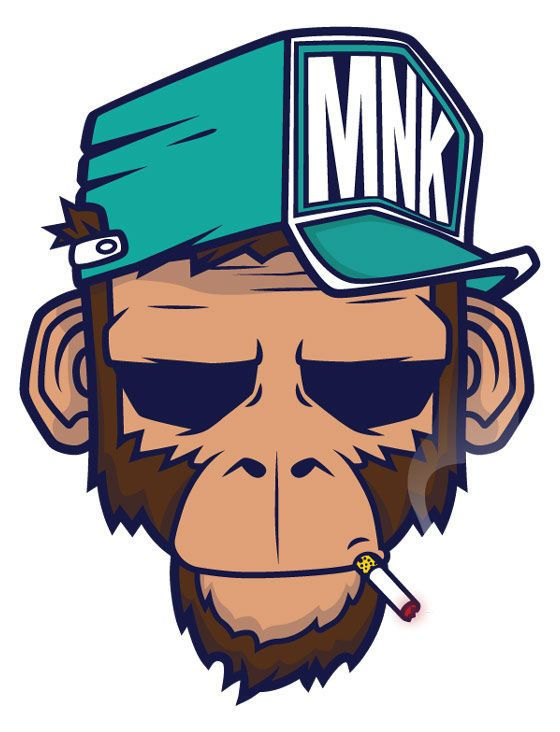 560x732 Lol Art, Monkey Illustration, Graffiti Art