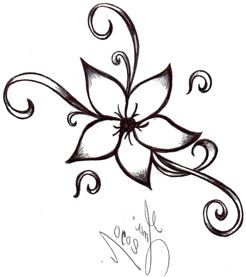 841x949 Cool Drawing Designs Black And White Name Easy On Paper Images