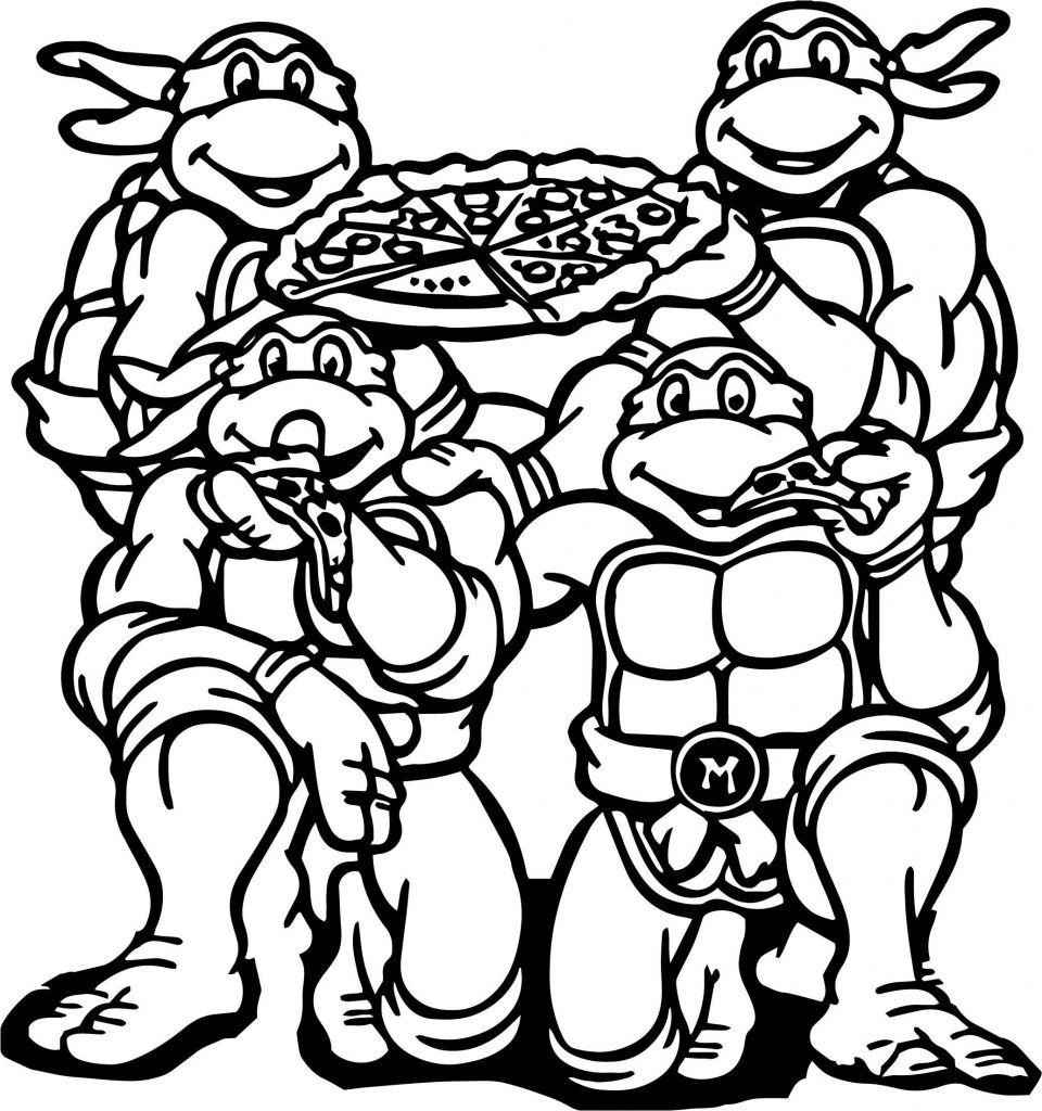 960x1024 teenage mutant ninja turtles coloring pages pdf cool ninja turtle