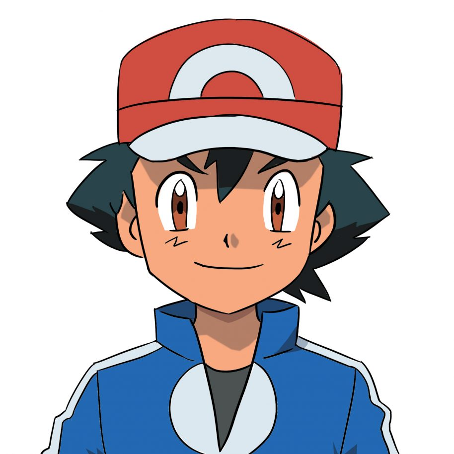 914x914 Ways To Draw Ash From Pokemon