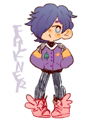 320x396 Falkner Drawings On Paigeeworld Pictures Of Falkner