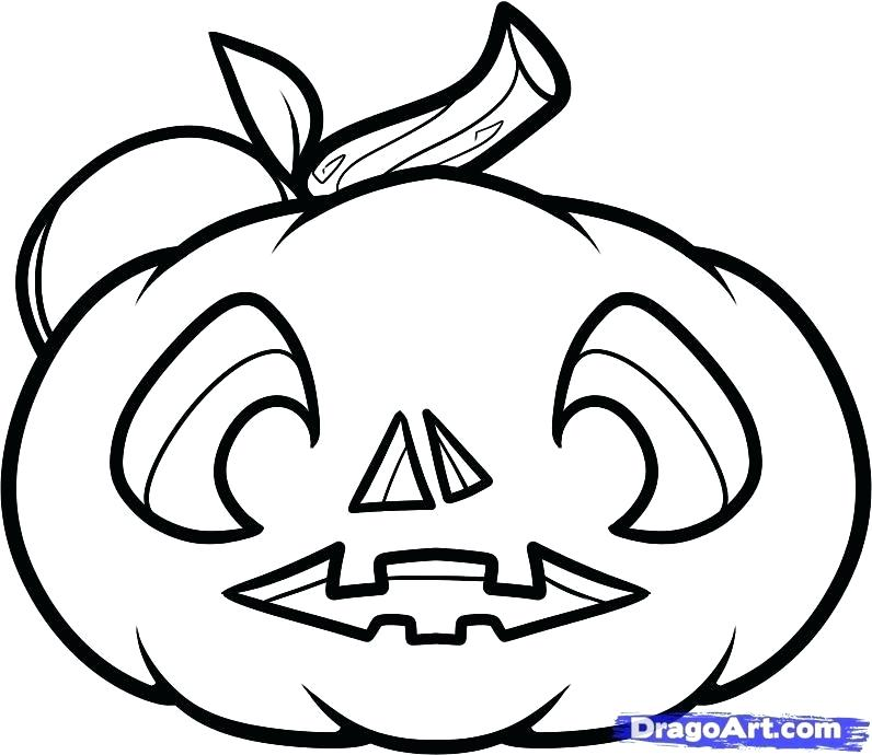 796x690 how to draw a pumpkin pumpkin sketch in draw pumpkin mouth