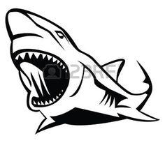 236x205 best shark drawings images shark drawing, sharks, shark painting