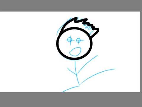480x360 How To Draw Coolest Stickman Ever