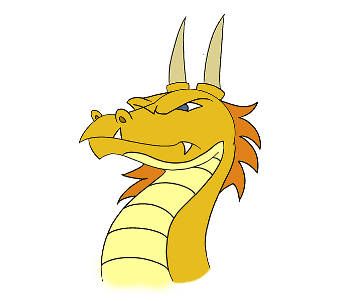 678x600 How To Draw Dragons Best Dragon Drawing Tutorials