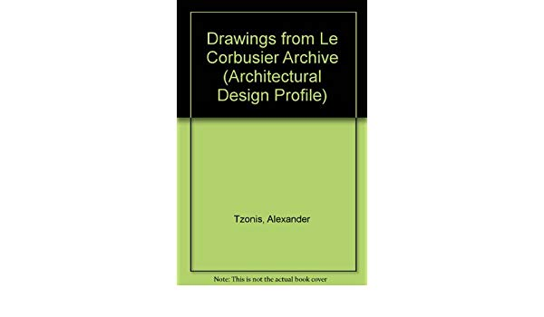 600x350 Drawings From Le Corbusier Archive
