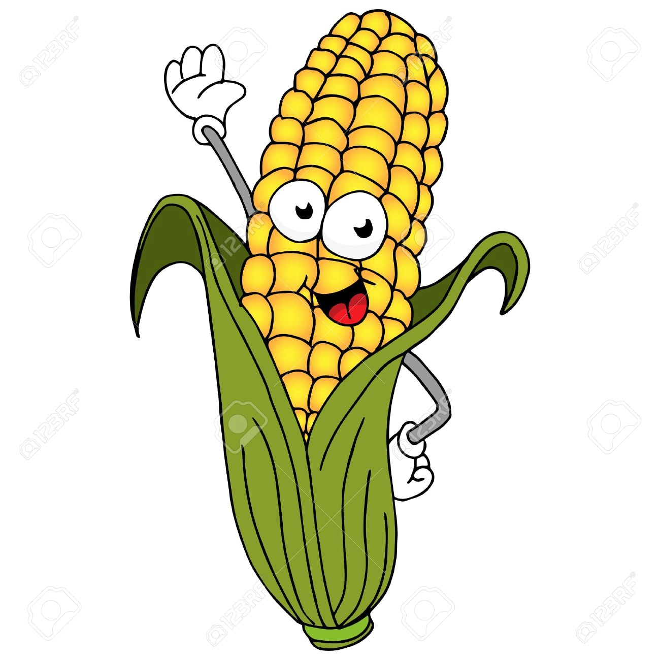 1300x1300 Ear Of Corn Drawing At Getdrawings Com Free For Personal Use