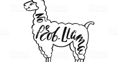 471x250 Alpaca Drawing Easy Software Corn Colorful Cute Printables