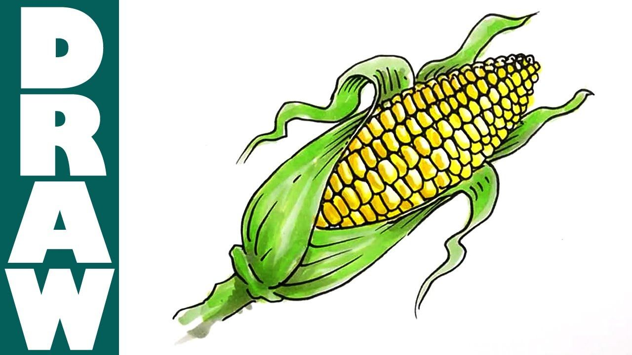 1280x720 Corn Party Corn On Cob, Cob, Draw