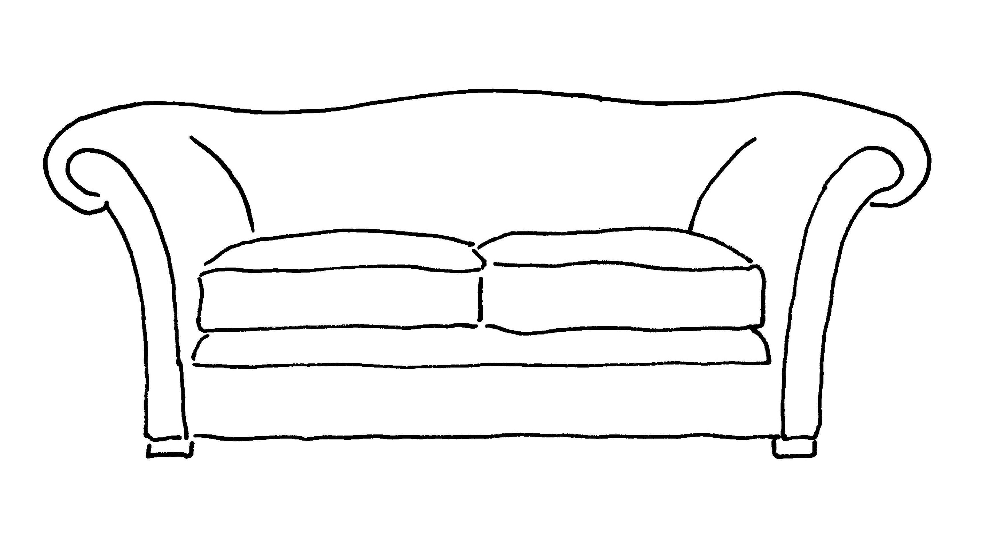 3489x1913 a sofa drawing sofa line drawing