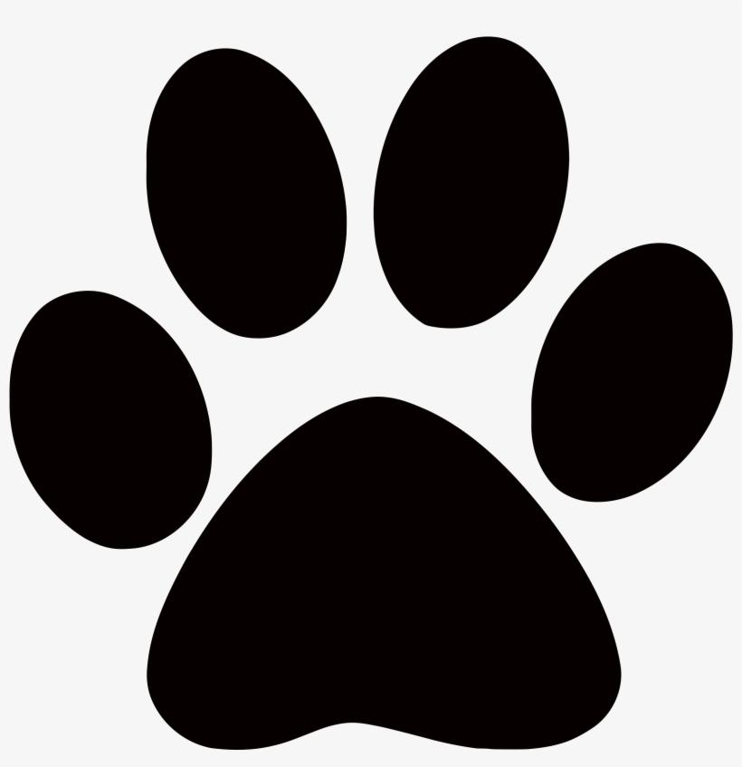 820x847 Footprints Clipart Cougar