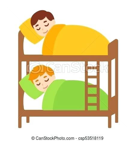 450x470 kid sleeping in bed drawing kids sleeping in bunk bed kid sleeping