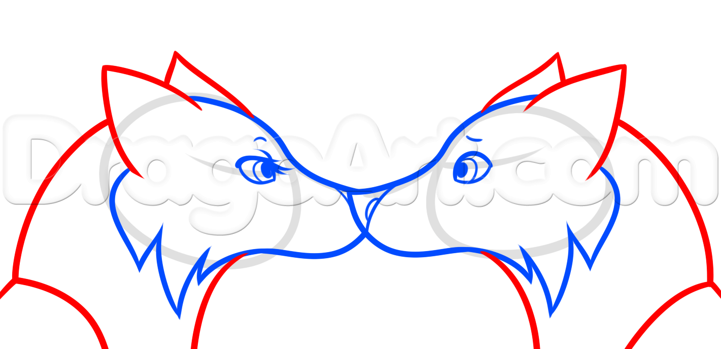 1421x688 How To Draw Kissing Tutorial