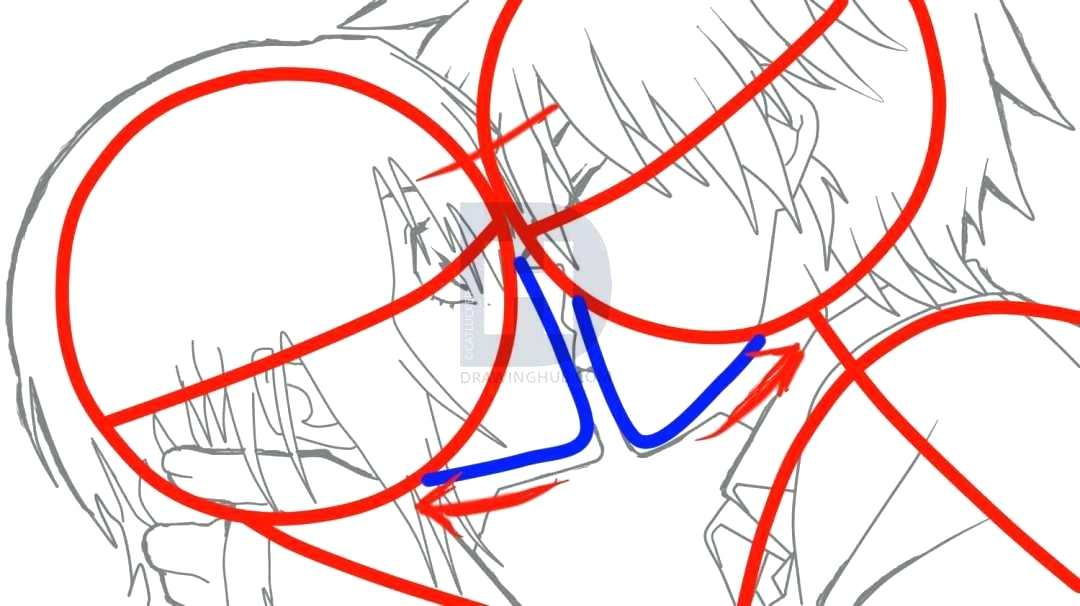 1080x606 How To Draw Two People Kissing