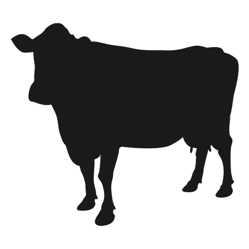 Cow Calf Drawing