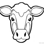 150x150 Cow Face Drawing At Getdrawings Free For Personal Use Cow Face Cow