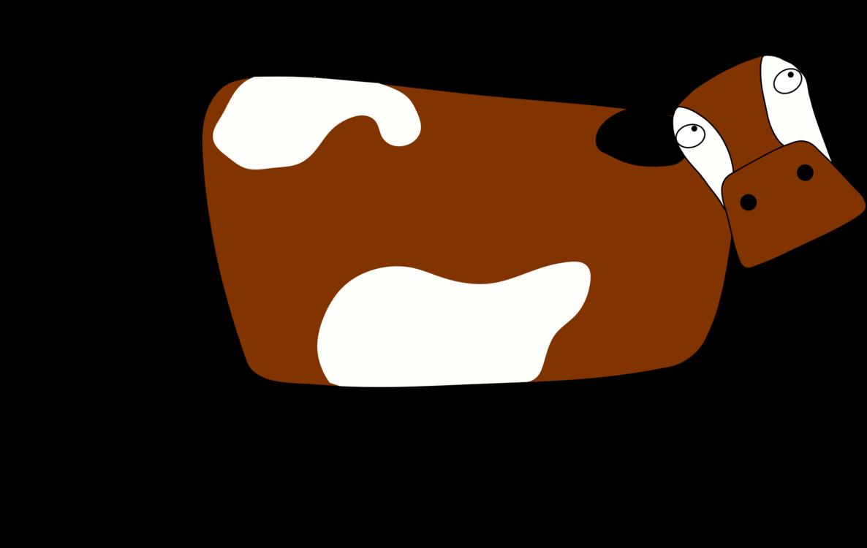 1186x750 taurine cattle cartoon dairy cattle animal drawing cc0