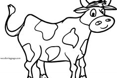 236x157 Cow Face Drawing Tutorial Picture Line Basic Cartoon Side Jersey