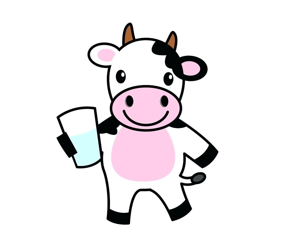 Cow Simple Drawing | Free download on ClipArtMag