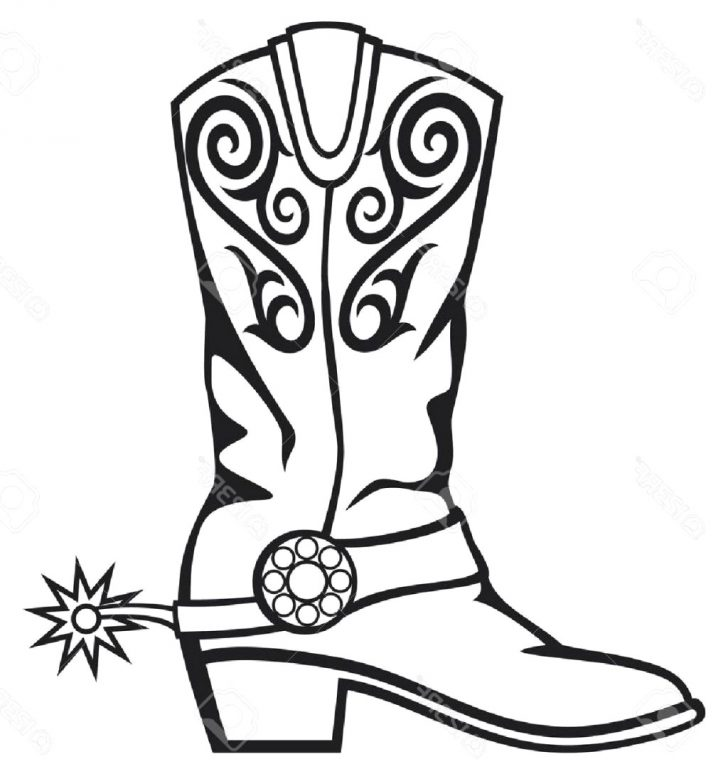728x774 Biker Boots Drawing Tags Armadillo Drawing Barbed Wire