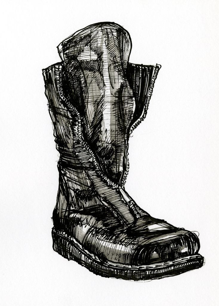 734x1026 Cowboy Boots Drawing Luxury Boots Drawing Wikimedia Mons