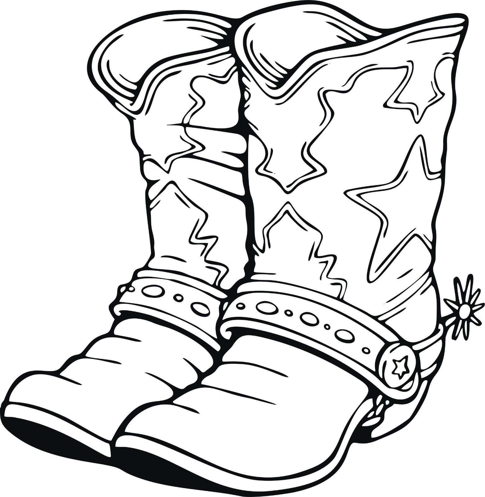 1562x1600 Huge Collection Of 'cowgirl Boots Drawing' Download More Than