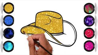 320x180 Cowboy Hat Drawing Easy Search On Youtube Videos