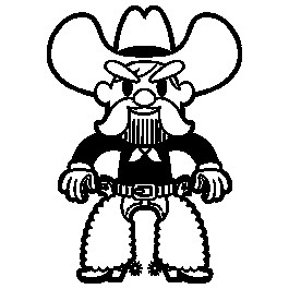 265x265 Cowboy Drawing Easy Woody Stepstep Disney Characters Cartoons Draw