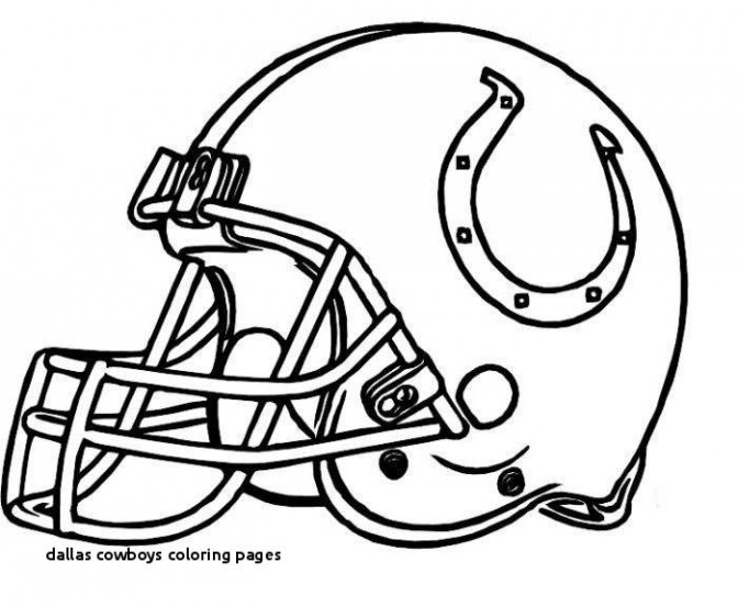 672x553 Coloring Pages Dallas Cowboys Coloring Pages
